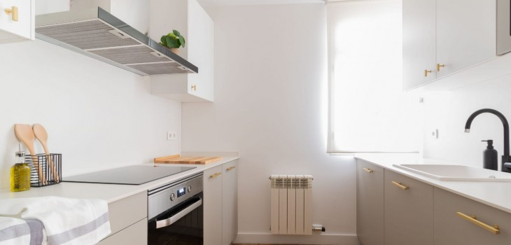 Reforma de cocina en Logrono