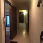 pasillo de vivienda en nuestro piso para reformar el Logroño