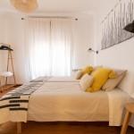 Preciosa habitacion de piso totalmente reformado