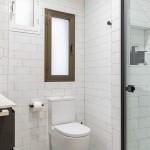 Segundo baño de Reforma piso antiguo Logrono